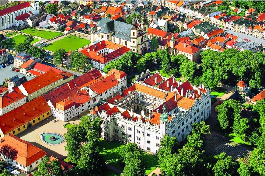 město Litomyšl