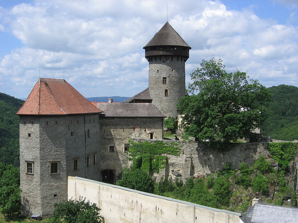 hrad Sovinec