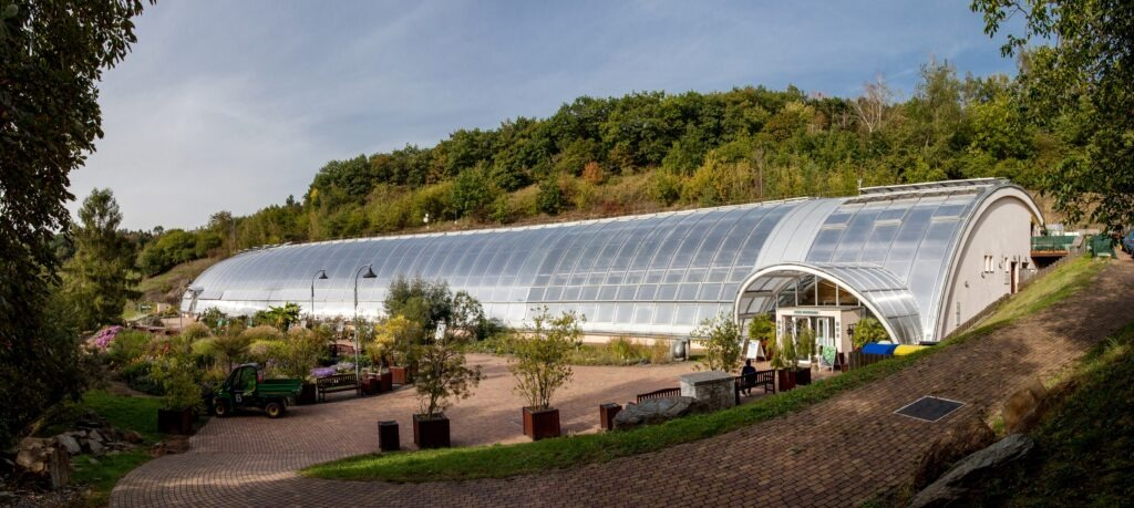 Botanická zahrada Trója