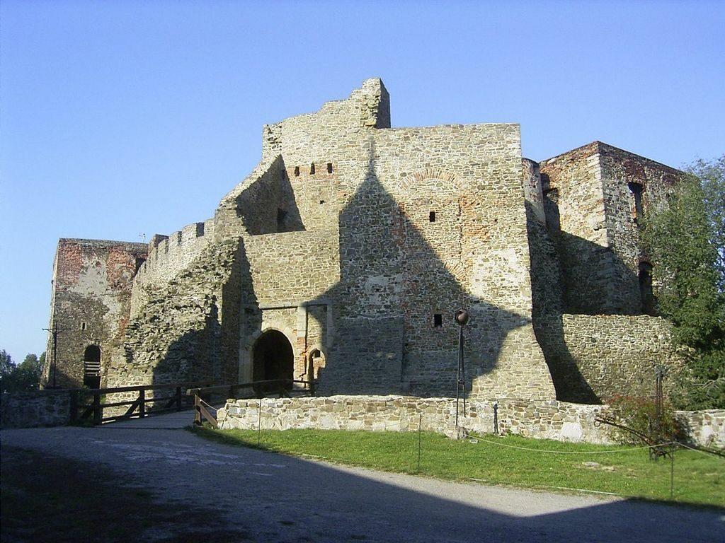 hrad Helfštyn