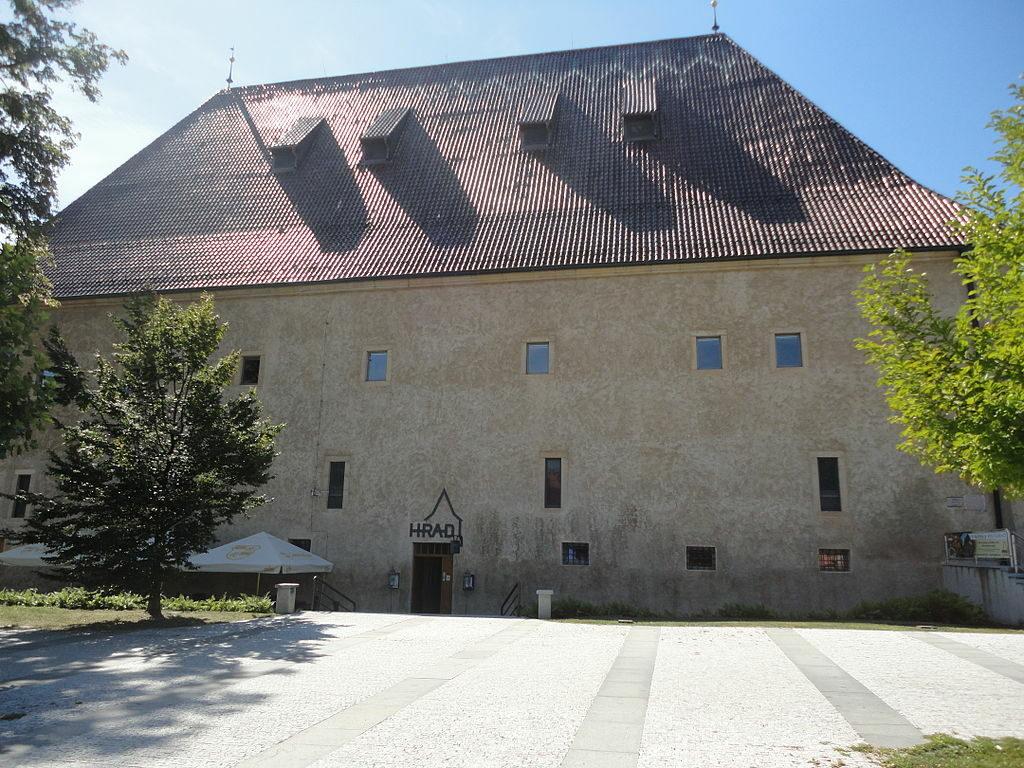 hrad Litoměřice