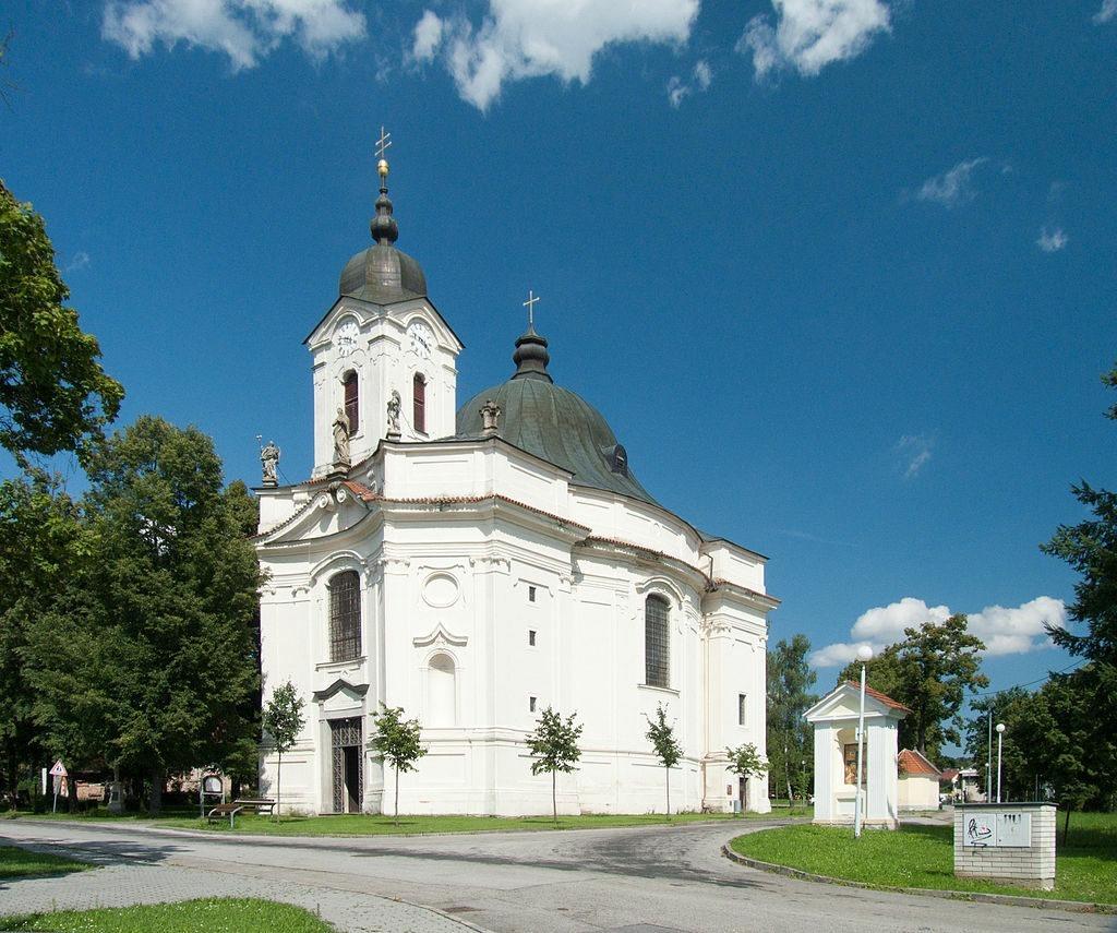 Kostel Panny Marie Bolestné