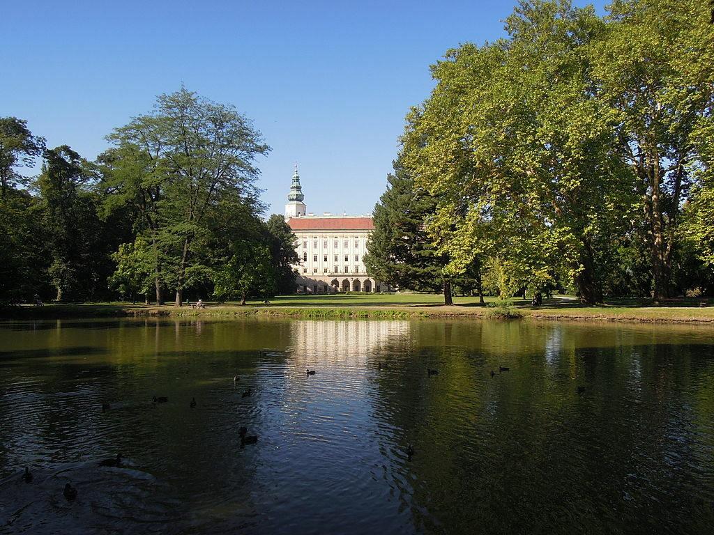 zámek Kroměříž