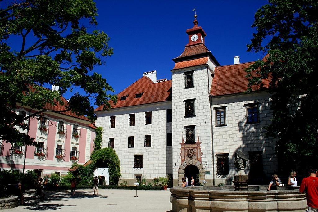 zámek Třeboň